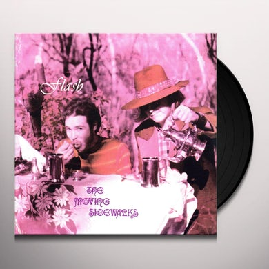 Moving Sidewalks FLASH Vinyl Record