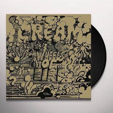 Cream WHEELS OF FIRE Vinyl Record