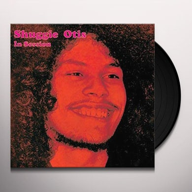Shuggie Otis IN SESSION Vinyl Record