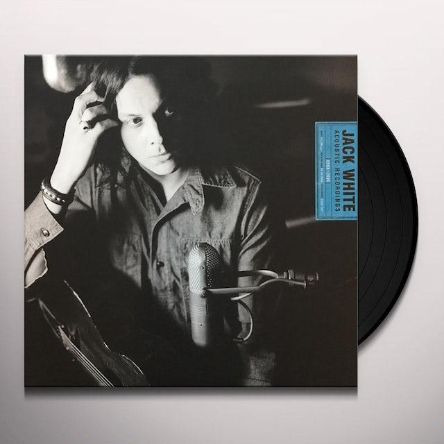 Jack White Acoustic Recordings 1998 2016 Double Lp Vinyl