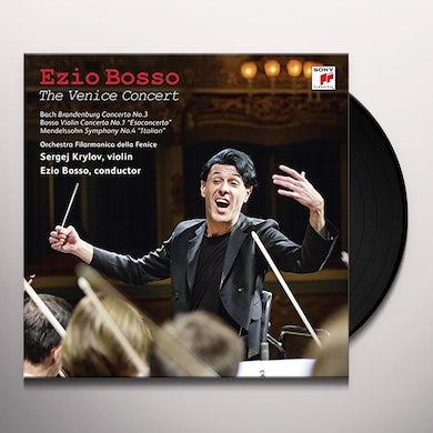 Ezio Bosso VENICE CONCERT Vinyl Record