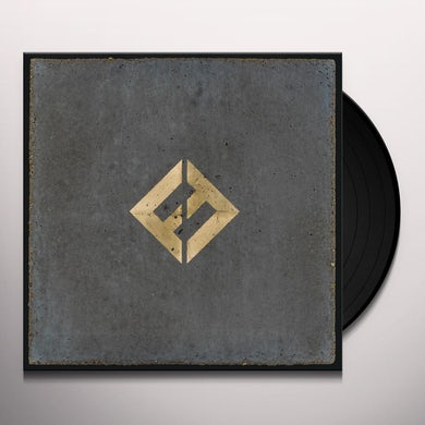 Foo Fighters Concrete And Gold Vinyl Record