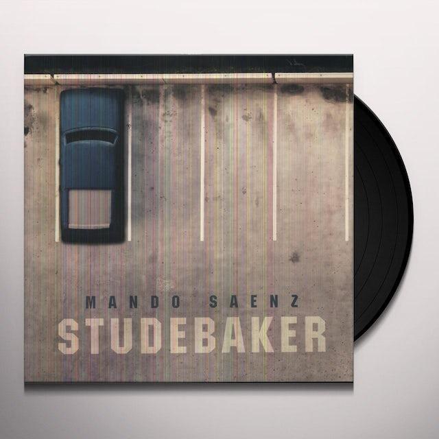 Mando Saenz STUDEBAKER Vinyl Record