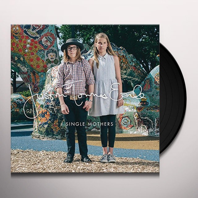 Justin Townes Earle SINGLE MOTHERS Vinyl Record