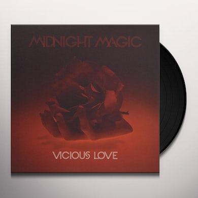Midnight Magic VICIOUS LOVE Vinyl Record