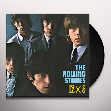 The Rolling Stones 12 X 5 Vinyl Record