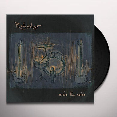 Rehasher MAKE THE NOISE Vinyl Record