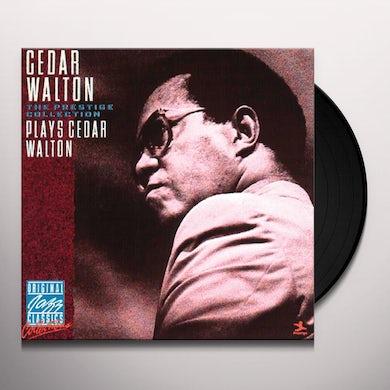 CEDAR PLAYS WALTON Vinyl Record