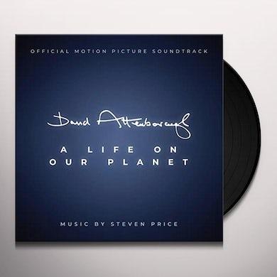 Steven Price OUR PLANET Vinyl Record
