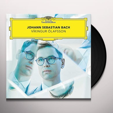 Vikingur Olafsson JOHANN SEBASTIAN BACH Vinyl Record