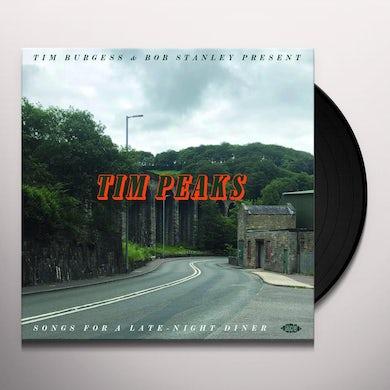 TIM BURGESS & BOB STANLEY PRESENT TIM PEAKS / VAR Vinyl Record