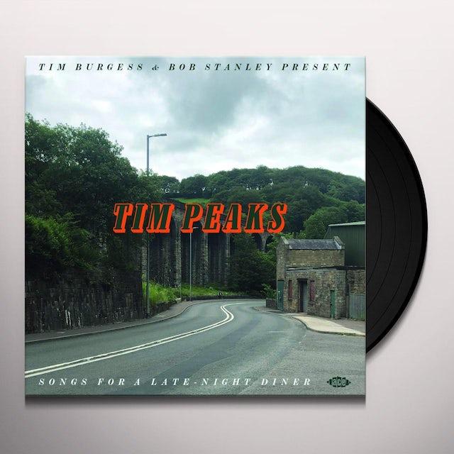 Tim Burgess & Bob Stanley Present Tim Peaks / Var