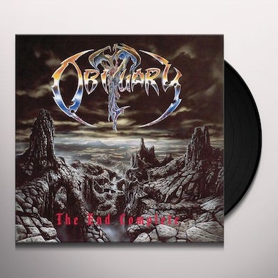 Obituary END COMPLETE Vinyl Record
