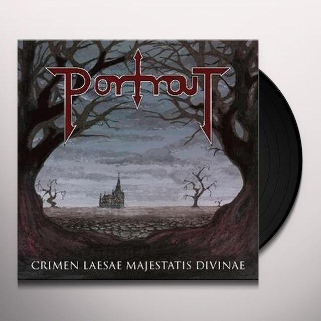 Portrait CRIMEN LAESAE MAJESTATICS DIVINAE Vinyl Record