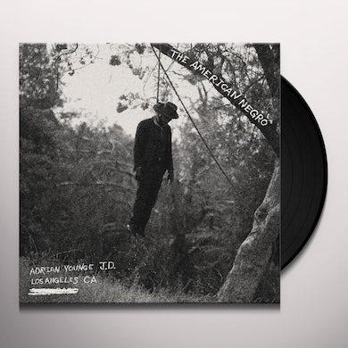 Adrian Younge The American Negro Vinyl Record