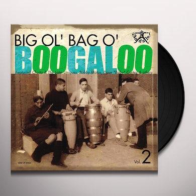 BIG OL BAG OF BOOGALOO 2 / VARIOUS Vinyl Record