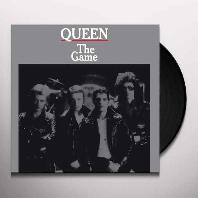 Queen GAME Vinyl Record