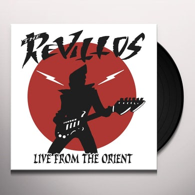 Revillos! Live from the orient Vinyl Record