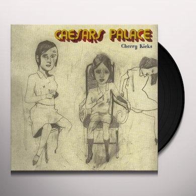 Cherry Kicks Vinyl Record