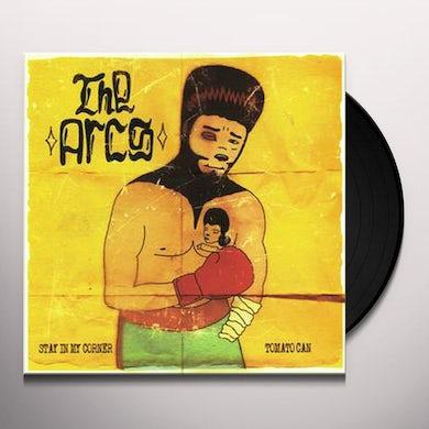 ARCS STAY IN MY CORNER / TOMATO CAN Vinyl Record