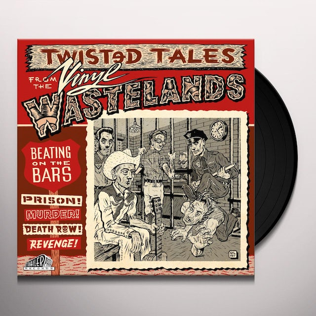 BEATING THE BARS: TWISTED TALES FROM VINYL / VAR