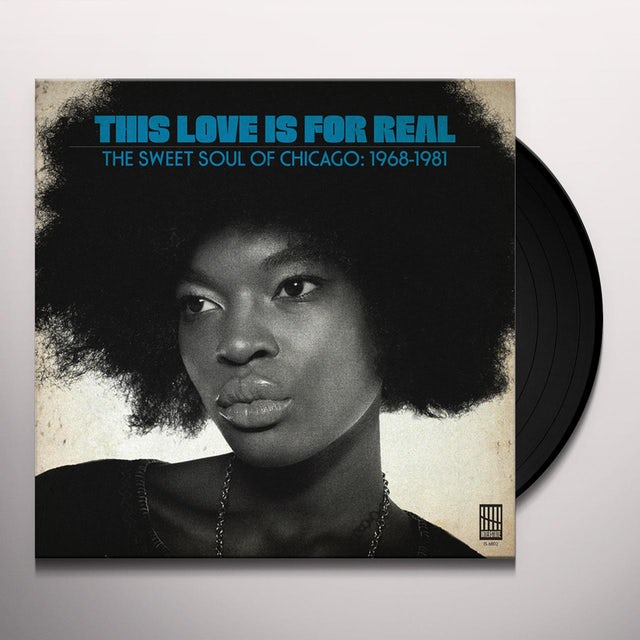 This Love Is For Real - Sweet Soul Of / Various