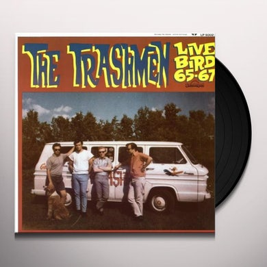 The Trashmen LIVE BIRD 1965-1967 Vinyl Record