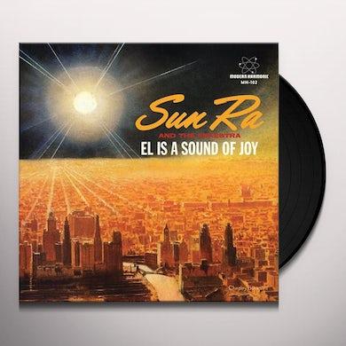 EL IS Sun Ra SOUND OF JOY / BLACK SKY & BLUE MOON Vinyl Record