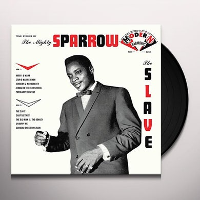 SLAVE Vinyl Record
