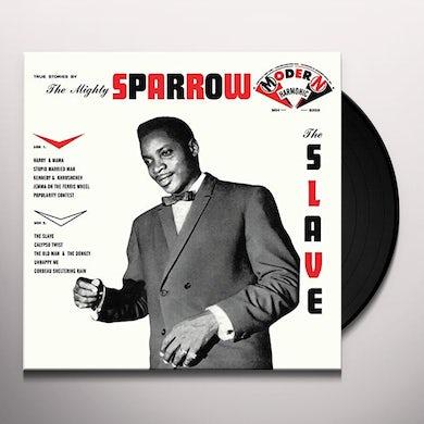 Mighty Sparrow SLAVE Vinyl Record
