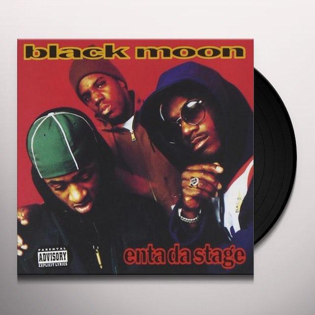 Black Moon ENTA DA STAGE Vinyl Record