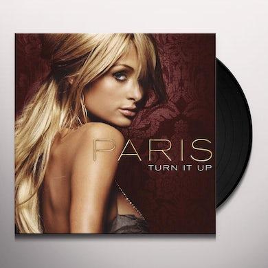 Paris Hilton TURN IT UP Vinyl Record