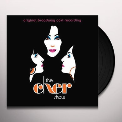 The Cher Show CHER SHOW (ORIGINAL BROADWAY CAST RECORDING) Vinyl Record
