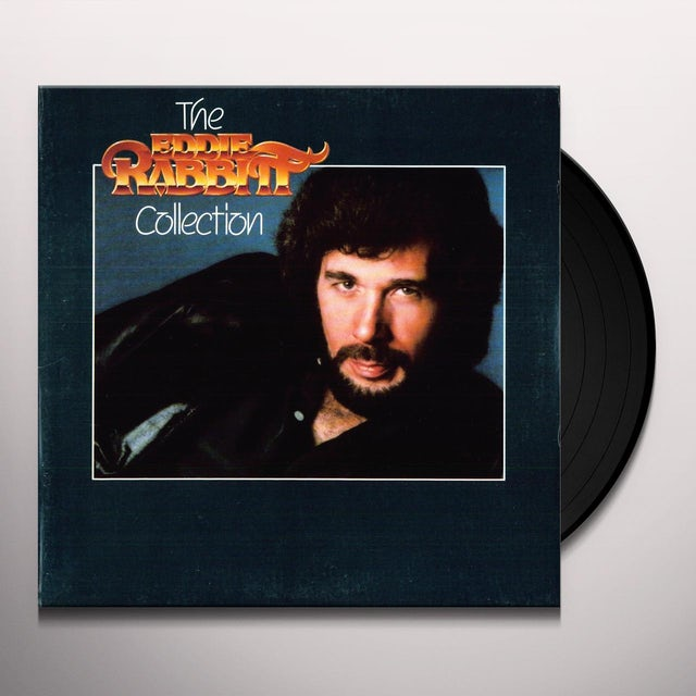 Eddie Rabbit COLLECTION Vinyl Record