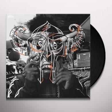 Mf Doom / Damu The Fudgemunk COCO MANGO SLICED & DICED Vinyl Record