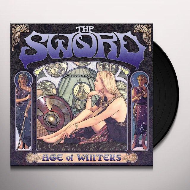 Sword AGE OF WINTERS Vinyl Record