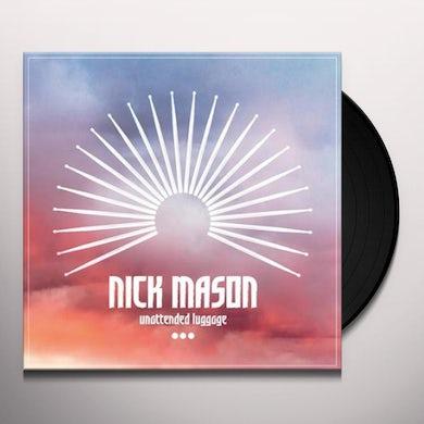 Nick Mason UNATTENDED LUGGAGE (3LP) Vinyl Record