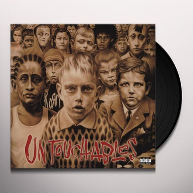 KoRn UNTOUCHABLES Vinyl Record