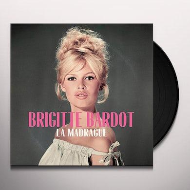 Brigitte Bardot LA MADRAGUE Vinyl Record