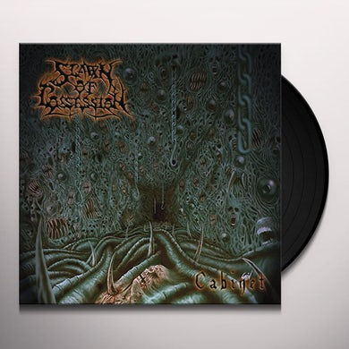 Spawn Of Possession CABINET Vinyl Record
