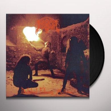 Immortal DIABOLICAL FULLMOON MYSTICISM Vinyl Record
