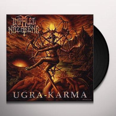 Impaled Nazarene UGRA KARMA Vinyl Record