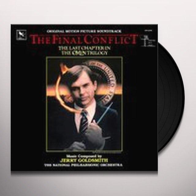 OMEN III-FINAL CONFLIC / O.S.T. (GER) OMEN III-FINAL CONFLIC / O.S.T. Vinyl Record