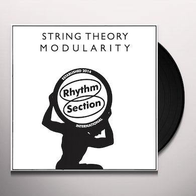 String Theory MODULARITY Vinyl Record