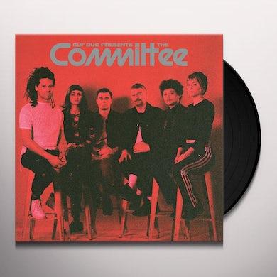 RUF DUG PRESENTS THE COMMITTEE Vinyl Record