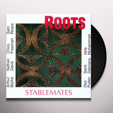 The Roots STABLEMATES Vinyl Record