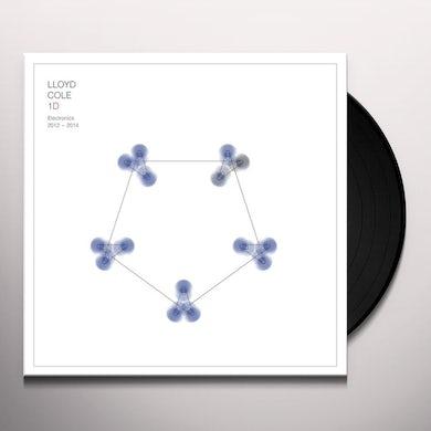 Lloyd Cole 1D ELECTRONICS 2012-2014 Vinyl Record