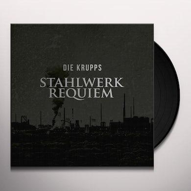 Die Krupps STAHLWERKREQUIEM Vinyl Record