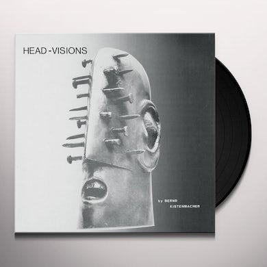 Bernd Kistenmacher HEAD VISIONS Vinyl Record