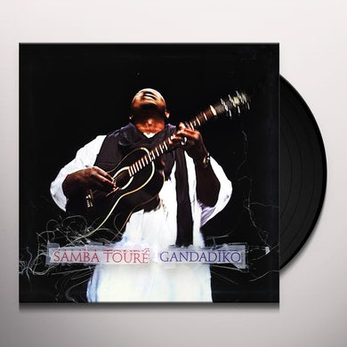 Samba Toure GANDADIKO Vinyl Record